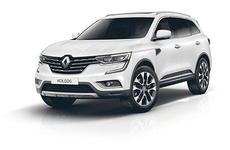Renault Koleos Krügel Automobile