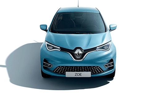 renault-zoe-kruegel-automobile-blau-front